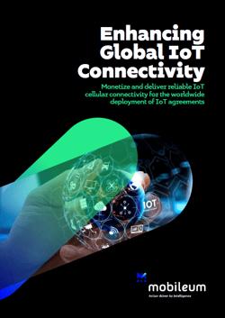 Mobileum - Enhancing Global IoT Connectivity